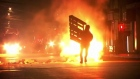 Several dead in Chile riots following metro fare hike
