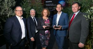 TransferMate scoops Deloitte award for innovative global invoicing solution