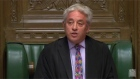 Brexit: Bercow refuses to allow 'meaningful vote' on deal today