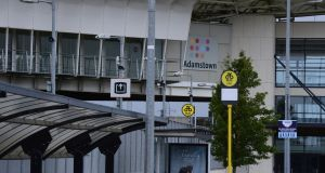 Adamstown train station. Adamstown Infrastructure DAC is inolved in the planned development of 2,000 homes.
