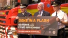 Dublin Fire Brigade warn against fireworks before Halloween weekend