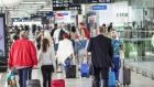 The latest figures show passenger numbers to and from continental Europe increased by 6 per cent
