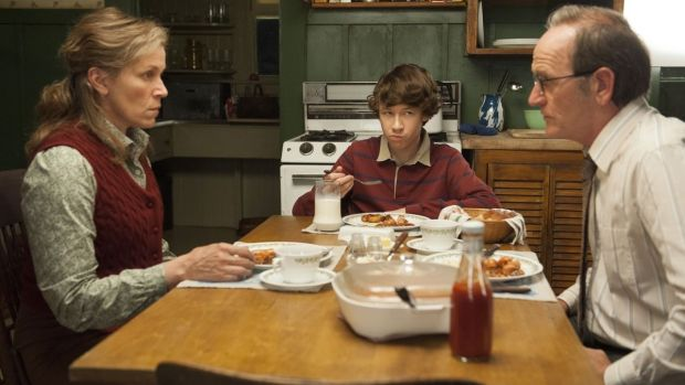 Frances McDormand in the series based on Elizabeth Strout's book Olive Kitteridge