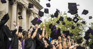 A new study by the Higher Education Authority shows in stark terms the gap between the rich and poor at third level. Photograph: iStock