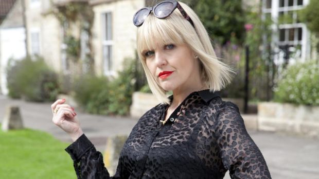"Ashley Jensen as Agatha Raisin: a woman of uncertain age, something of a latter-day Miss Marple were it not for her habit of bawling ""Snakes and bastards!"""