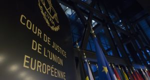 Court of Justice of the European Union, in Luxembourg. JOHN THYS/AFP/Getty Images.