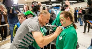 Joe Schmidt: 'It hasn't been a job; it has been a way of life'