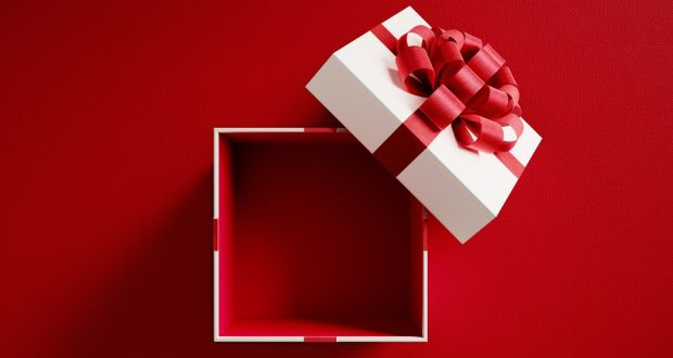 Seán Moncrieff: Is there such thing as the perfect present?