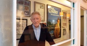 Phil Coulter: aware of the relative comforts afforded to him. Photograph: Nick Bradshaw