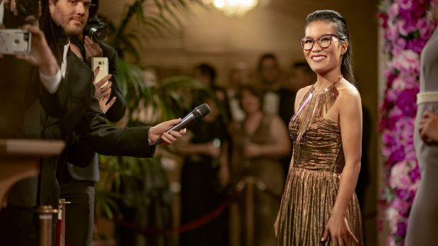 Ali Wong in Always Be My Maybe. Photograph: Ed Araquel/Netflix