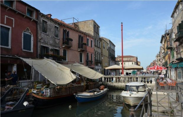 Italy: one-bed apartment on Via Garibaldi, in the Castello neighbourhood of Venice