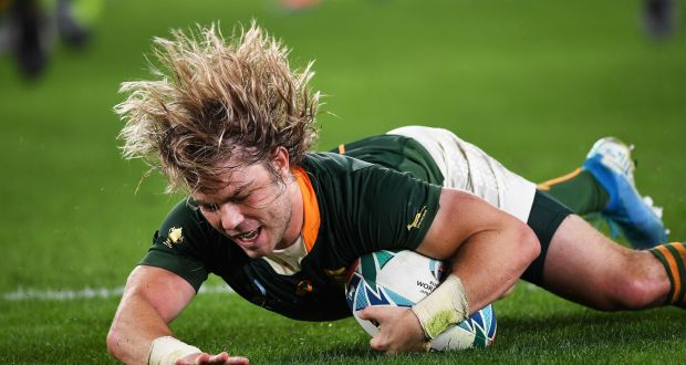 Rugby World Cup Smaller Players Make Giant Leaps In A