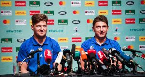 Beauden Barrett enjoying family comforts in World Cup pressure cooker