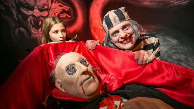 Irish technology Bram Stoker-Dracula festival. Photograph: Shane O'Neill/SON Photographic