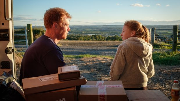 Kris Hitchen and Katie Proctor, and in Sorry We Missed You (2019) Photograph: Entertainment One