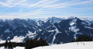 Skiiing at Westendorf, Austria. Photograph: iStock