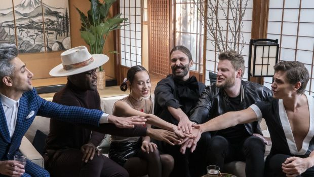 Queer Eye: We're In Japan! Photograph: Netflix