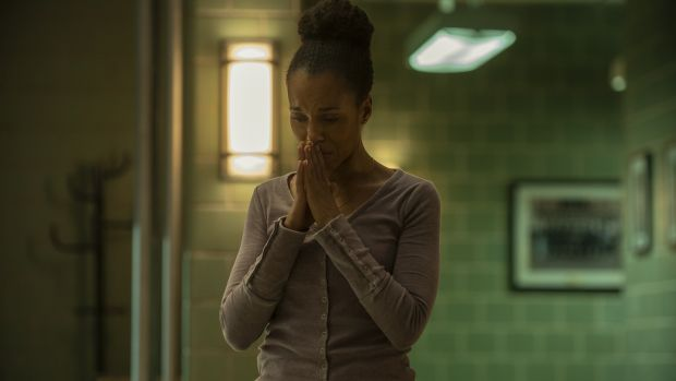 Kerry Washington in American Son. Photograph: Netflix