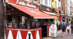 In 2018, Eddie Rockets (Ireland) recorded a €2 million increase in its overheads. Photograph: iStock