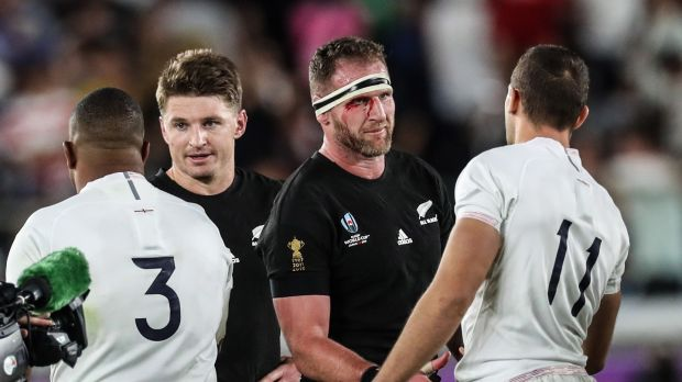 The All Blacks were beaten by England on Saturday. Photograph: Billy Stickland/Inpho