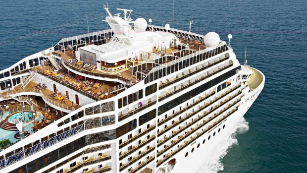 A four-night cruise on the MSC Opera takes in Barcelona, Palma de Mallorca, Marseille and Genoa.