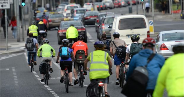 Image result for give cyclists space ireland