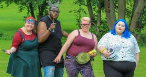Who Are You Calling Fat? – The participants  are a broad survey of attitudes towards weight and its consequences. Photograph: Sara Ramsden/Love Productions