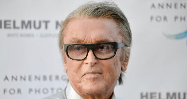 IMG ROBERT EVANS, American Film Producer