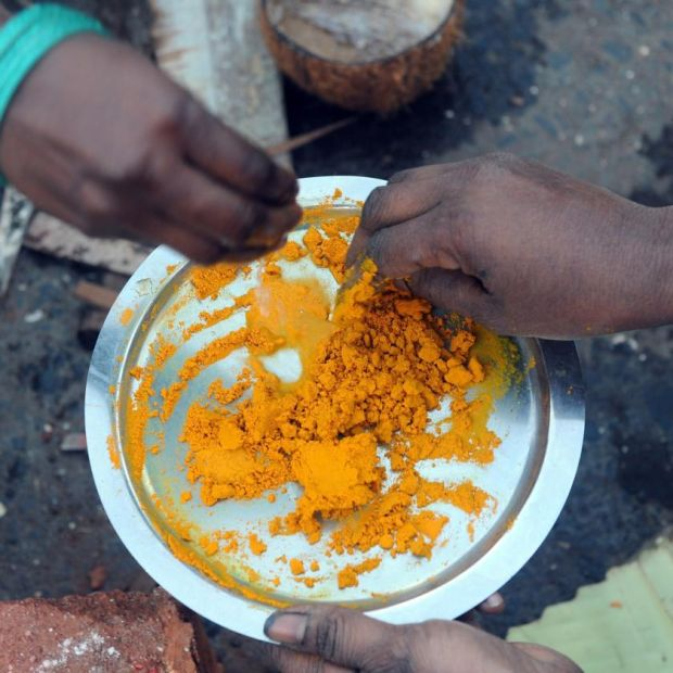 Turmeric has been used in ayurvedic medicine for thousands of years. Photograph: Indranil Mukherjee/AFP via Getty