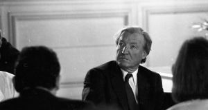 One Government Deputy  compared some stupidly casual voting practices by certain Dáil members to the worst excesses of the Charles Haughey era. Photograph:  Getty Images
