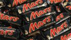 Some of the Mars group's best-known products includes Mars bars, Twix, M&Ms, Wrigleys gum, Whiskas, Pedigree Chum and Uncle Ben's rice. Photograph: Getty Images