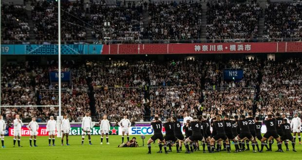 England Fined For V Shaped Formation When Facing The Haka