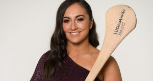 "Cork's Amy O'Connor:  ""I was the first All Star from the club, male or female, and they had a homecoming for me"""