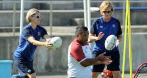 The eyes have it: England vision coach Calder closing in on unique prize