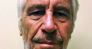 Jeffrey Epstein: Photograph:  HO/New York State Sex Offender Regi/AFP via Getty