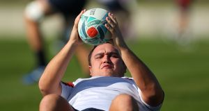 Farrell's cool hand guiding England towards ultimate prize