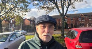 John Keenan, from North Belfast, thinks politically Northern Ireland 'is a big black hole'. Photograph: Gerry Moriarty