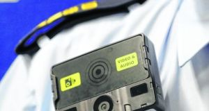 The introduction of body cameras has been requested by frontline Garda groups such as the Garda Representative Association. File photograph: Colin Keegan/Collins