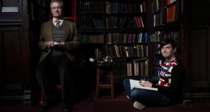 Harry Enfield and Kieran Hodgson in How Europe Stole My Mum. Photograph: Channel 4