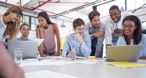 Millennial managers are beginning to face a generation gap of their own as Generation Z enters the workforce. Photograph: iStock/Getty Images