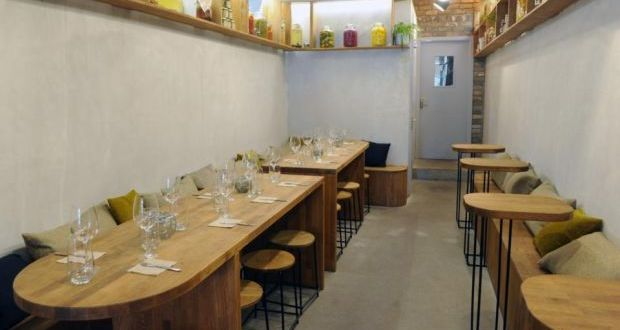 Beo Wine Bar and Kitchen in Dublin 7.