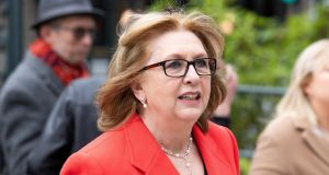 The election for chancellor of TCD closed on Wednesday night and Mary McAleese's name was the only one put forward. Photograph: Tom Honan/The Irish Times.