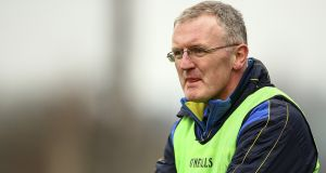 I Brian Lohan: he is Clare's  new hurling manager for a two-year term, with the option of a third. Photograph: Ken Sutton/Inpho