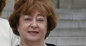 Social Democrats co-leader Catherine Murphy. File photograph: Nick Bradshaw