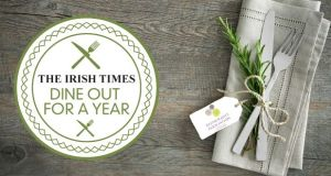Dine out for a year at 12 of Ireland's top restaurants