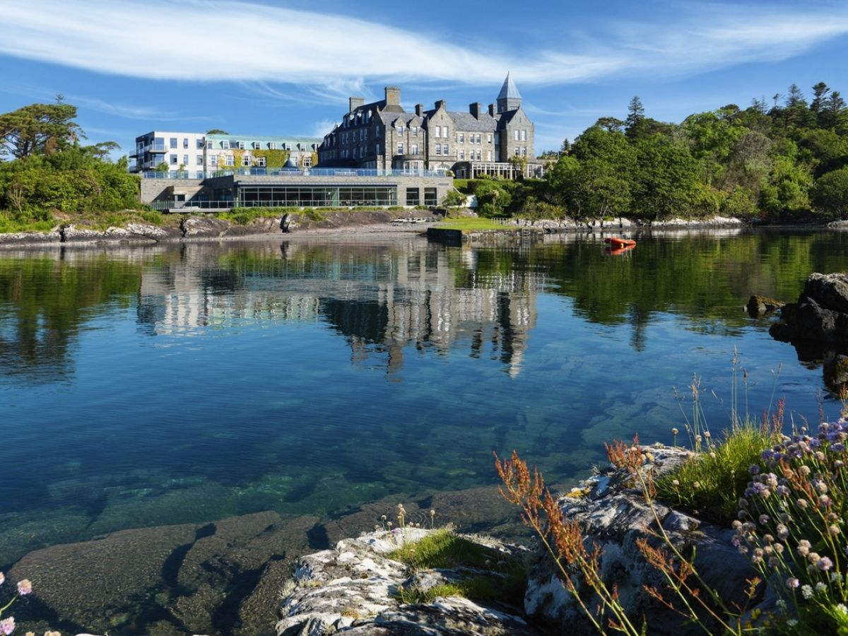 10 great places to stay along the Wild Atlantic Way