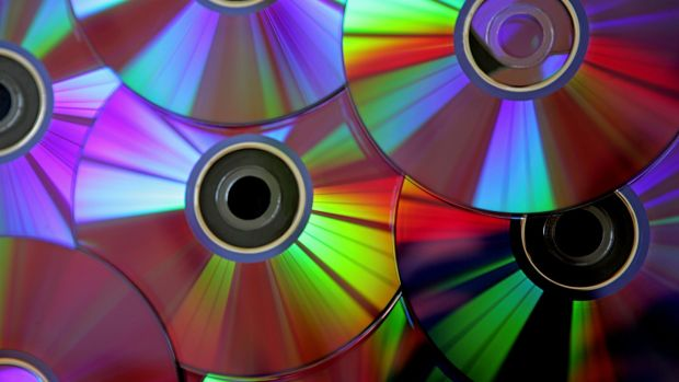 CDs. Photograph: Frances Twitty/Photodisc/Getty