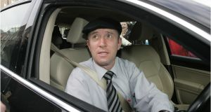 Michael Healy-Rae: he attended a funeral in Sneem, Co Kerry, at 11am on June 21st last year