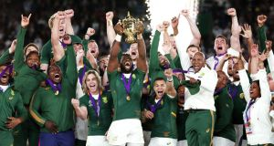 England wilt when it matters as Springboks conquer the world