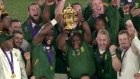 South Africa beat England to win Rugby World Cup for third time